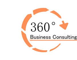 nº 10 pour Logo for 360° Business Consulting par TheLlynx