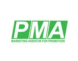 #22 for Logo PMA - Slogan: Marketing Agentur für Promotion by MHasan98