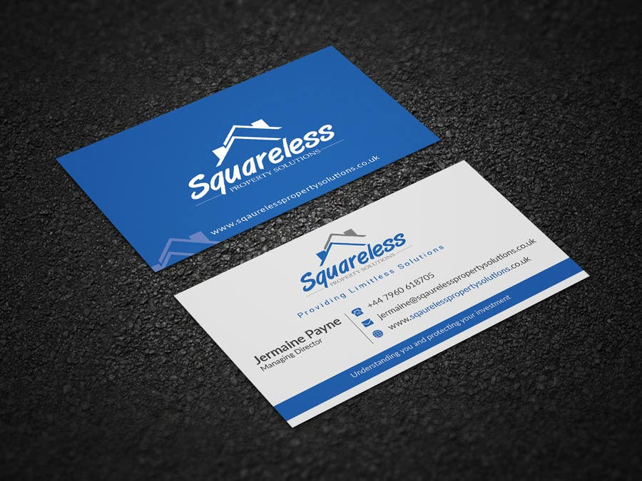 Proposition n°112 du concours Design some Business Cards for new business