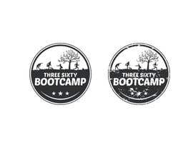 #51 for Three sixty bootcamp logo re-design by BrilliantDesign8