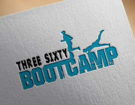 #35 for Three sixty bootcamp logo re-design by armamun2021