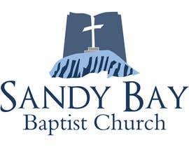 nº 95 pour Church logo design par cbarberiu