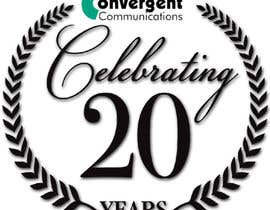#1 for Design a 20Year service logo by aadeeali