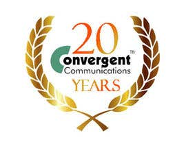#12 for Design a 20Year service logo by miqueas97