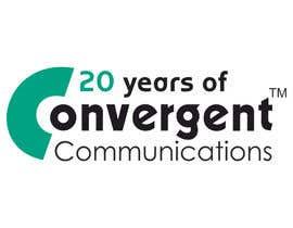 nº 23 pour Design a 20Year service logo par BomerZaner