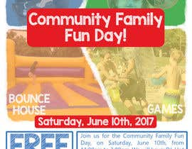 #14 for Design a Flyer for a Community Fun Day! by johntodorovic