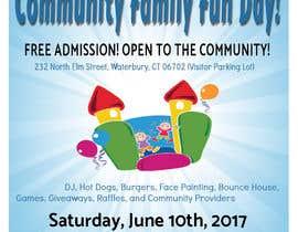 Nro 11 kilpailuun Design a Flyer for a Community Fun Day! käyttäjältä Sagor7777