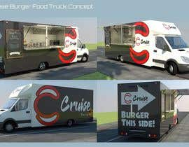 #38 for Design of Food Truck - Staff Clothes - Bags - Cups by yadisudjana