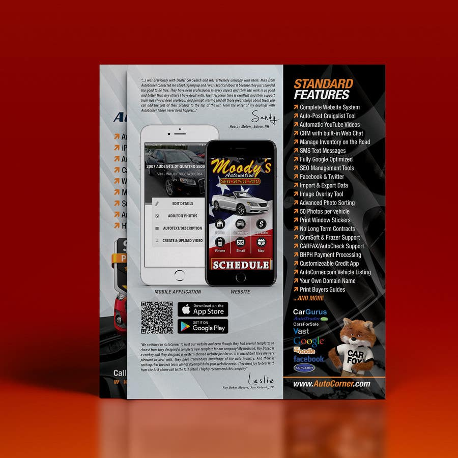 Proposition n°74 du concours Redesign our flyer