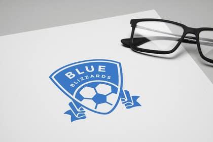#211 for Sports Team Logo - Blue Blizzards by onkarpurba