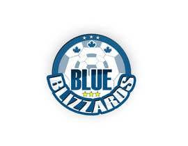 #297 for Sports Team Logo - Blue Blizzards by satbaldev
