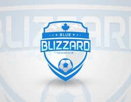 #234 for Sports Team Logo - Blue Blizzards by KeelsCloud