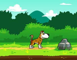 #13 for Create a 2D dog animation for mobile game by vicleo12