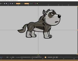 #14 for Create a 2D dog animation for mobile game by justice92