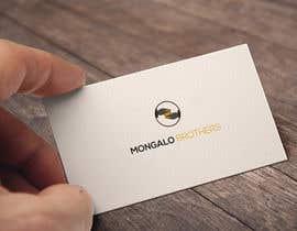 Nro 275 kilpailuun Mongalo Brothers Holding Company Logo käyttäjältä shahin7591
