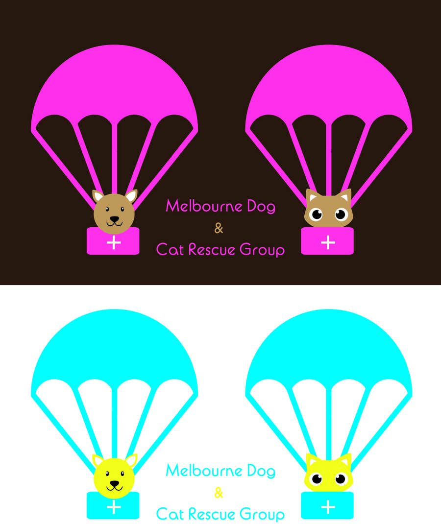 Proposition n°2 du concours Create a logo for Melbourne Dog and Cat Rescue Group