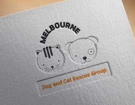 nº 4 pour Create a logo for Melbourne Dog and Cat Rescue Group par gcavalcanti