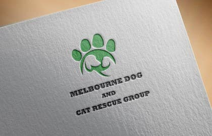 #9 for Create a logo for Melbourne Dog and Cat Rescue Group by Kamrulhasan98k