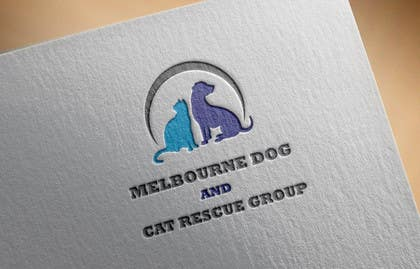 #10 for Create a logo for Melbourne Dog and Cat Rescue Group by Kamrulhasan98k