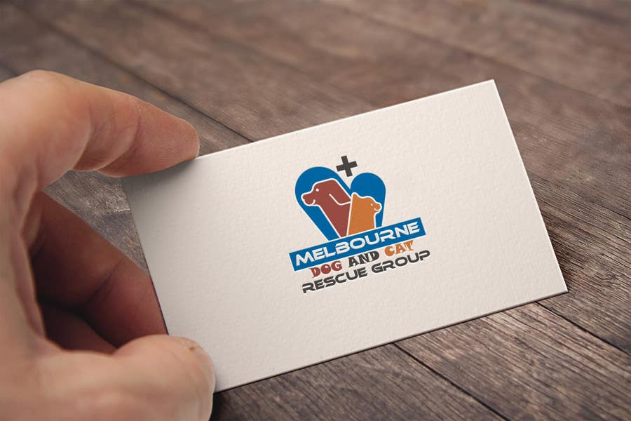 Proposition n°8 du concours Create a logo for Melbourne Dog and Cat Rescue Group