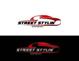 nº 97 pour Street Stylin Car Detailing Needs a Vinyl Sticker Logo Design par Designingmaster
