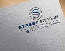 nº 23 pour Street Stylin Car Detailing Needs a Vinyl Sticker Logo Design par Saifulsabuj