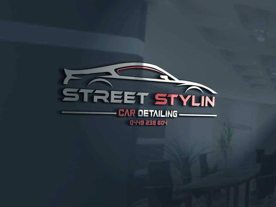 Entry 41 By Designideas01 For Street Stylin Car Detailing Needs A