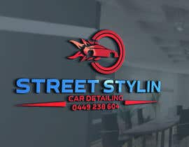 #40 for Street Stylin Car Detailing Needs a Vinyl Sticker Logo Design by nahid99h