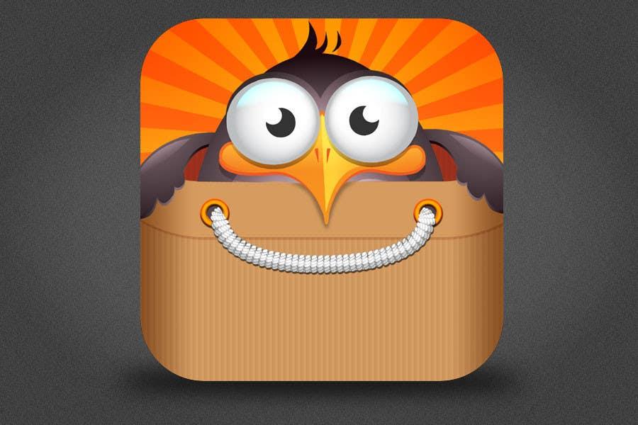 Inscrição nº 32 do Concurso para iPhone/iPad app icon design for classified website dkkani.com