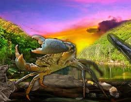 Nro 37 kilpailuun Australian Mud Crab käyttäjältä zonicdesign