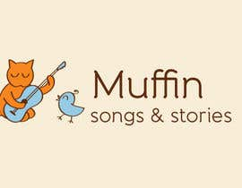 #79 untuk Logo Design for Muffin Songs & Stories oleh JoYdesign12