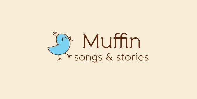 Inscrição nº 74 do Concurso para Logo Design for Muffin Songs & Stories