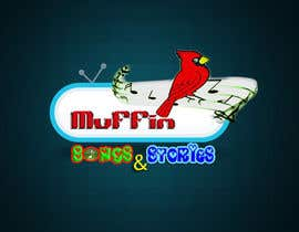 #84 untuk Logo Design for Muffin Songs & Stories oleh harrysgraphics