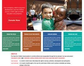 #69 para HTML Email for Save the Children Australia de rahulsandleya