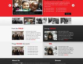 #79 para HTML Email for Save the Children Australia de Simplesphere