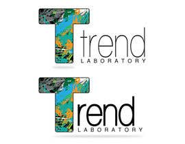 #242 for Logo Design for TrendLaboratory af SteveReinhart
