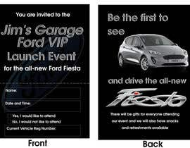 #2 for Design an event invite in A5 size Double Sided by jayruivivarjr