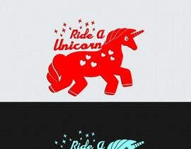 nº 6 pour Logo for Ride A Unicorn par TrezaCh2010