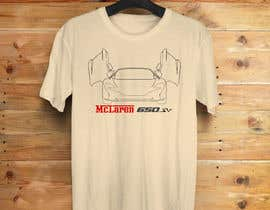 #69 for T-Shirt Design: Supercar Humor McLaren vs Lamborghini: Creative!! by Sakib659