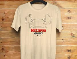 #70 for T-Shirt Design: Supercar Humor McLaren vs Lamborghini: Creative!! by Sakib659