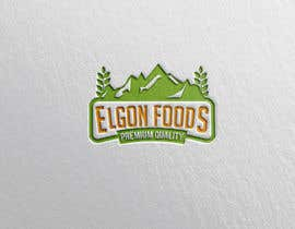 nº 147 pour Food Packaging Logo (Uganda Mountain) par EdesignMK