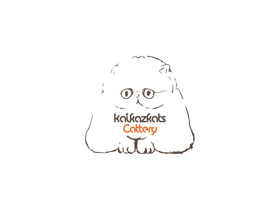 Kilpailutyö #                                        12                                      kilpailussa                                         Design a Logo for a cattery