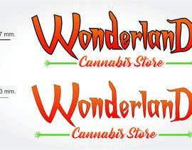 #32 for Design a Logo for Cannabis store Wondarland by Javierrosari