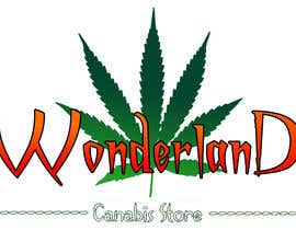 #27 for Design a Logo for Cannabis store Wondarland by saneraokkin