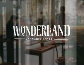 nº 12 pour Design a Logo for Cannabis store Wondarland par Slkline