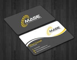 nº 104 pour Design some Business Cards par papri802030