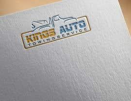 nº 123 pour Kings Auto Logo Design par tanveerk0956