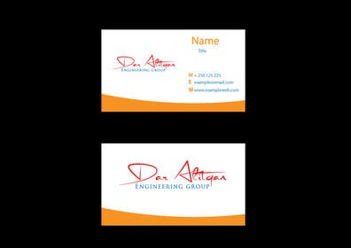 #54 for Design logo, envelope,business card,company stamp and A4 paper by kausar999