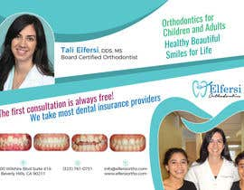 #42 for Design an Advertisement for my orthodontic dental practice by dydcolorart