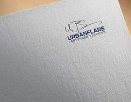 nº 47 pour Design a Logo for 'UrbanFlare Passenger Services' par graphicground